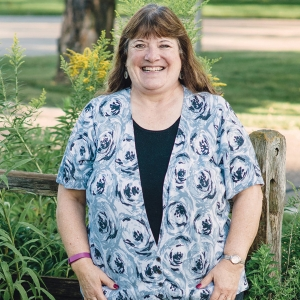 Summer Camp Coordinator Shirley Hannine
