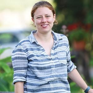 Teacher Elissa Mallory