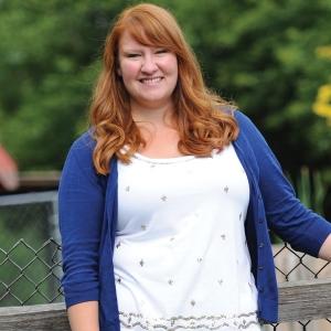Teacher Laine Crump
